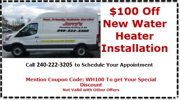 coupons to save money on plumbing services