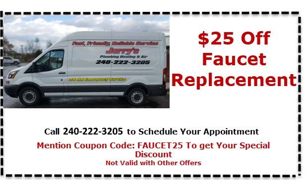 one of our money saving coupons. use this on faucet replacement